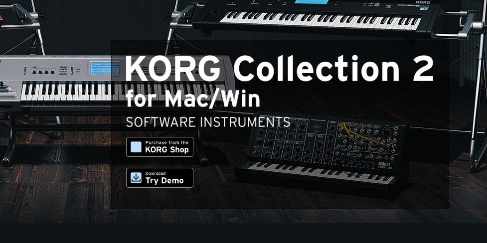 Korg Collection 2