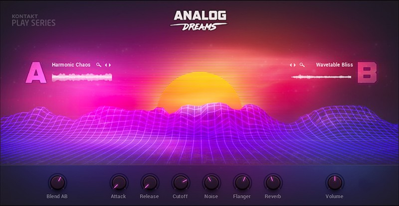 Native Instruments Analog Dreams Instrument