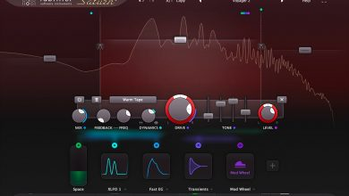 FabFilter Saturn 2 VST Plugin