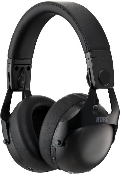 Korg NC-Q1 - Active Noise Canceling Wireless Headphones