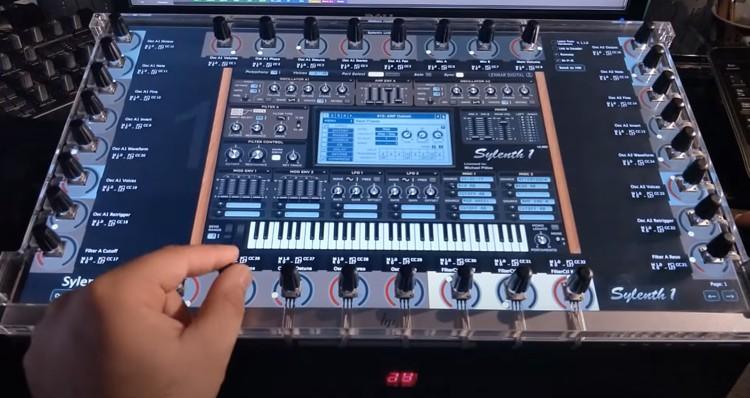 MP MIDI Controller For VST Plugins