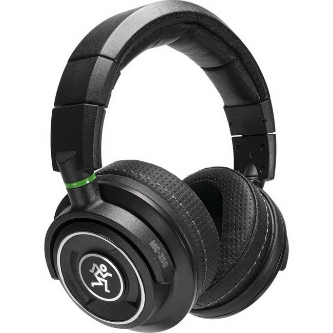 Mackie MC-350 - Closed Studio Headphones
