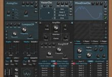 ODIN 2 Free Software Synthesizer VST AU Plugin