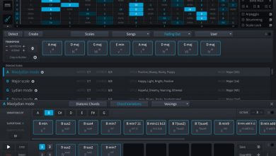 Photo of Scaler 2 Plugin For Creating MIDI Melodies and Chords Out Now