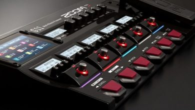 Photo of Zoom G11 – New Guitar Multi-Effects Processor Released