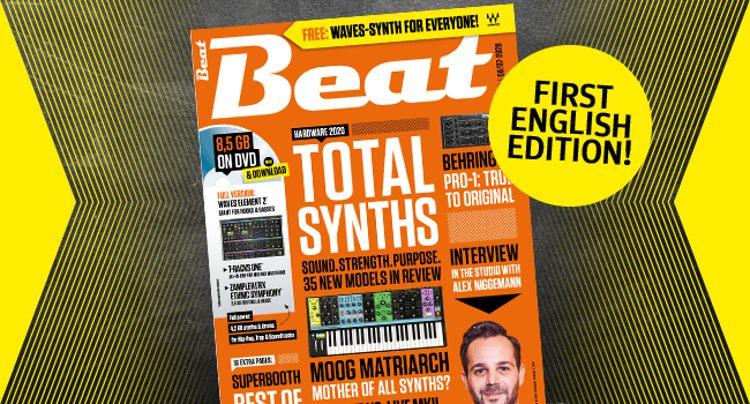 Beat Magazine English 1st Issue Free