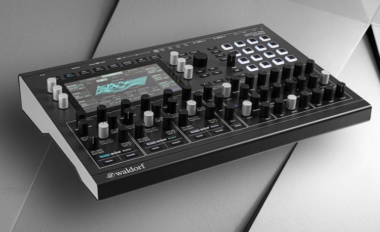 Leak Waldorf Iridium Synthesizer