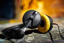 Photo of Sennheiser HD 25 Limited Edition With Yellow Ear Pads