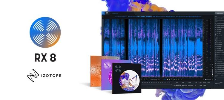 Buy iZotope RX8 Audio Editor Plugin