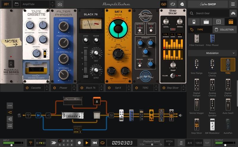 Ikmultimedia AmpliTube 5 Fx MixBox
