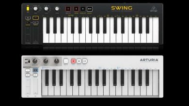 Keystep vs Swing