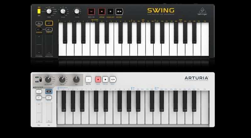 Keystep vs Swing