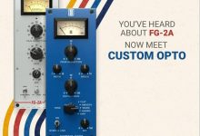 Photo of Slate Digital Releases Their New FG-2A Compressor
