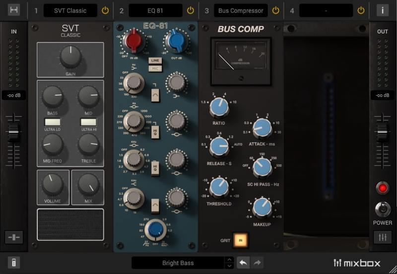MixBox Bass Preset