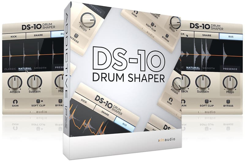 XLN DS10-Drum-Shaper