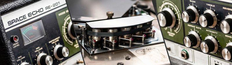 Roland Space Delay Echo T-Racks