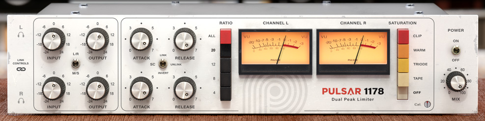 Pulse Audio 1178