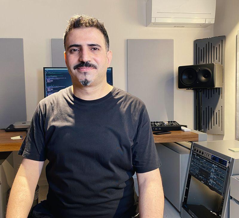 NoisehAsh Interview CEO Beyhan-Studio