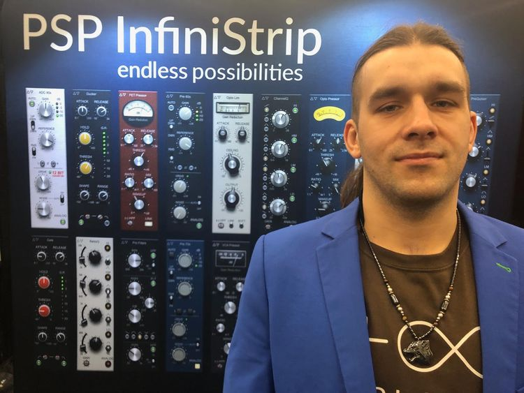 PSPaudioware interview with Adam
