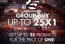 IK Group Buy 25 to 1