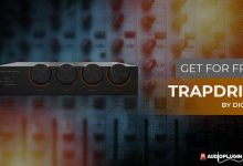 Trapdrive Free Trap Distortion Plugin
