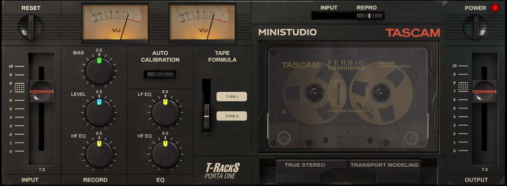 IK Multimedia T-RackS__module_tascam_porta_one